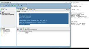 sql create table primary key autoincrement auto increment in sql oracle auto increment field youtube