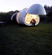 blob an unusual micro home encased in storage