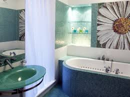 green and white bathroom ideas admirable small apartment bathroom ideas with ceramic striped gray