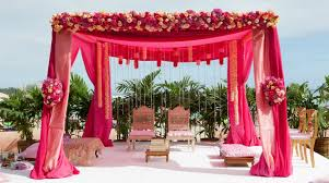 latest indian wedding decorations