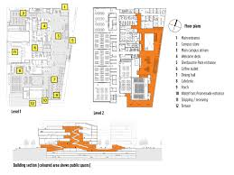 Waterfront Floor Plans by 2015 Award Winning Project George Brown College Waterfront Campus