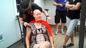 pre chemo pre chemo hair shaving party youtube