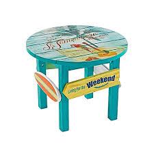 Surfboard Bar Table Margaritaville Bed Bath U0026 Beyond