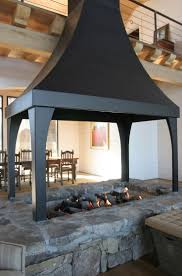 Fireplace Canopy Hood by 18 Best Fireplaces Round Images On Pinterest Fireplace Design