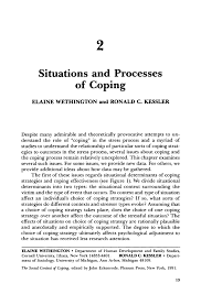 example of acknowledgement of thesis situations and processes of coping springer inside