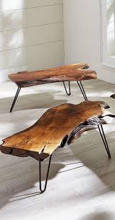 live edge table west elm coffee table live edge wood furniture custommade com raw coffee