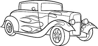 Classic Cars Coloring Pages For Adults Photo 714923 Gianfreda Net Cars Coloring Pages
