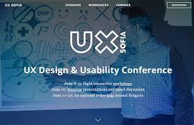 design event symposium conference event websites best design practices to encourage