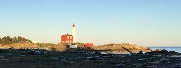 Lighthouse Light Sunset Lighthouse Light Picture Of Fort Rodd Hill And Fisgard