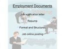 Job Application Letter With Resume by Workplace Writing Is Specific Needs To Your Job Ppt Download