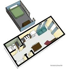 63 best tiny home floor plans images on pinterest tiny homes