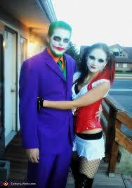 Joker Halloween Costume Kids Sidekick Harley Quinn Costume