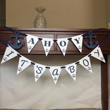 anchor theme baby shower best nautical baby shower theme products on wanelo