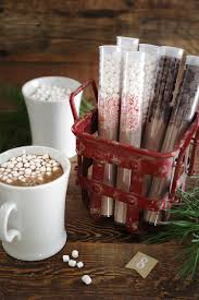 hot chocolate gift gift this diy instant hot cocoa mix sprinkle bakes