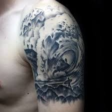 93 best surf tattoo images on pinterest beach artists and colors