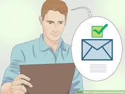 How To Get My Resume Noticed Online by How To Address A Resume Envelope With Examples Wikihow