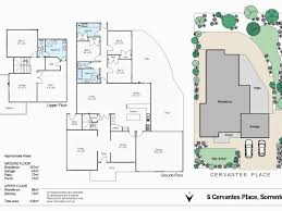 Sorrento Floor Plan 6 Cervantes Place Sorrento Wa 6020 For Sale Realestateview