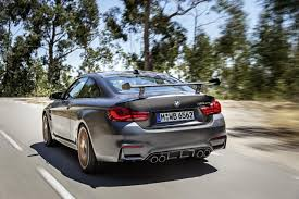 2016 bmw m4 gts is official will be produced in limited quantity
