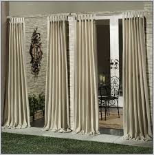 Curtains With Tabs Sunbrella Outdoor Curtains With Tabs Curtain Home Decorating