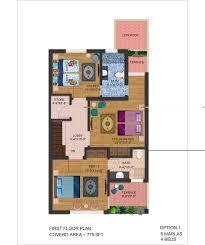 3d Home Design 7 Marla by 5 Marla House Floor Plans Home Deco Plans