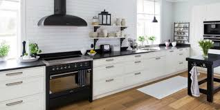 what color cabinets match black stainless steel appliances which appliance finish should you choose lanes