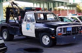 dodge tow truck indy rams