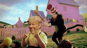 Cat In The Hat Meme - cat in the hat vs tiny trump the cat in the hat know your meme