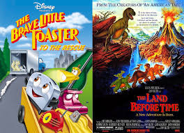 Brave Little Toaster Movie How It Stacks 24 Brave Little Toaster And Land Before Time 04 29