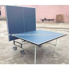 how much does a ping pong table cost china popular mdf indoor folded cheap ping pong table on global sources