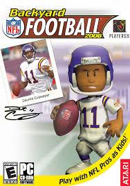 Wii Backyard Football by Backyard Football 2006 Box Shot For Pc Gamefaqs