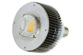 Led High Bay Light E40 Led High Bay Light 100w 120w Fireflier Lighting Limited