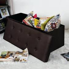 small benches for bedrooms storage ottoman bench with tray in
