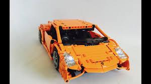 lego lamborghini aventador j lego technic rc lamborghini gallardo moc youtube