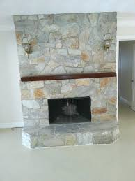 fireplace pictures stones flagstone cleaning sandstone stone