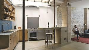 cuisine et salon ouvert cuisine ouverte salon 25m2 cuisine américaine pinacotech
