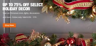 Home Depot Decorations Home Depot Christmas Decor Simple Decorating Christmas Tree