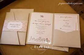 wedding invitations pocket folders free printable invitation design