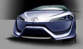 latest toyota 2015 to bring the latest hydrogen fuel cell vehicle from toyota