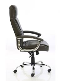 Executive Brown Leather Office Chairs Office Chairs Penza Executive Brown Leather Office Chair Ex000187