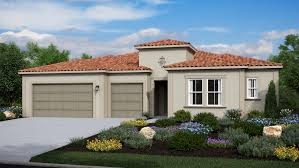 1 Story Homes Mira Vista At Verdera New Homes In Lincoln Ca 95648