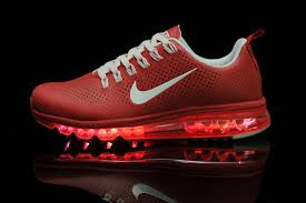 led lights shoes nike nike air max motion nsw light up red white 140401 020 air max