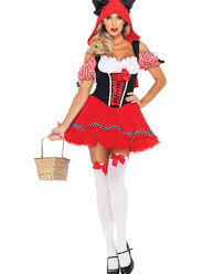 red riding wolf costume leg avenue 83931