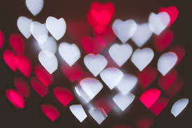 valentines lights free images bokeh hearts lights abstract texture