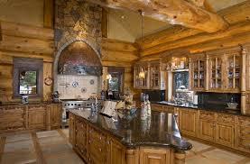 Log Home Kitchen Cabinets - log home kitchen floors kyprisnews