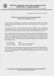 format abstrak tesis sop publikasi abstrak skripsi teknik mesin