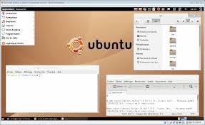 raccourci bureau ubuntu serveur srvlan installation sous virtualbox infoloup