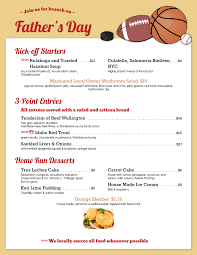 thanksgiving dinner menu template holiday menu templates from imenupro more than just templates