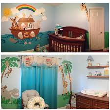 Noah S Ark Decorations Best 25 Noahs Ark Nursery Ideas On Pinterest Animals In The