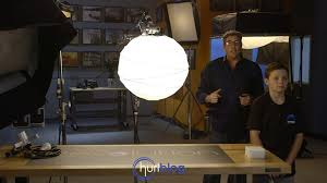 china ball video lighting cinematography lighting modifiers building the perfect toplight