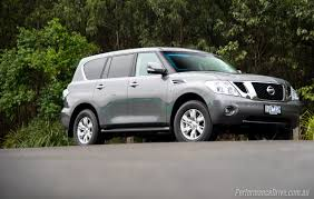 nissan australia radio code 2016 nissan patrol ti v8 u0027y62 u0027 review video performancedrive